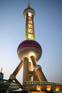 Oriental Pearl Tower Shanghái