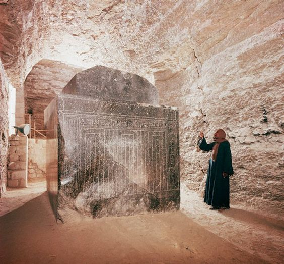 egipto serapeum de saqqara