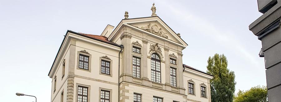 Palacio barroco de Ostrogski