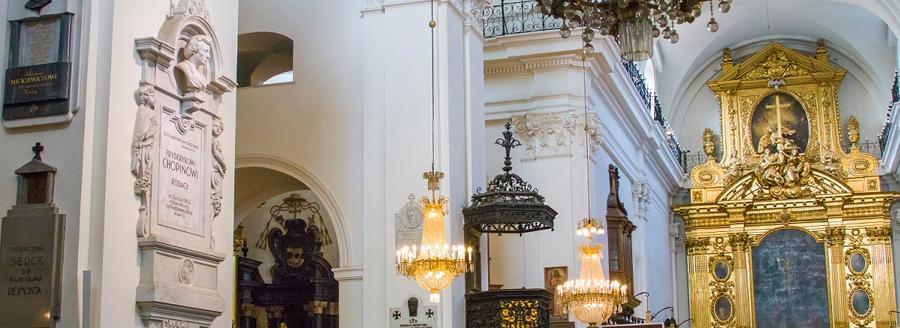 Iglesia de la Santa Cruz de Varsovia